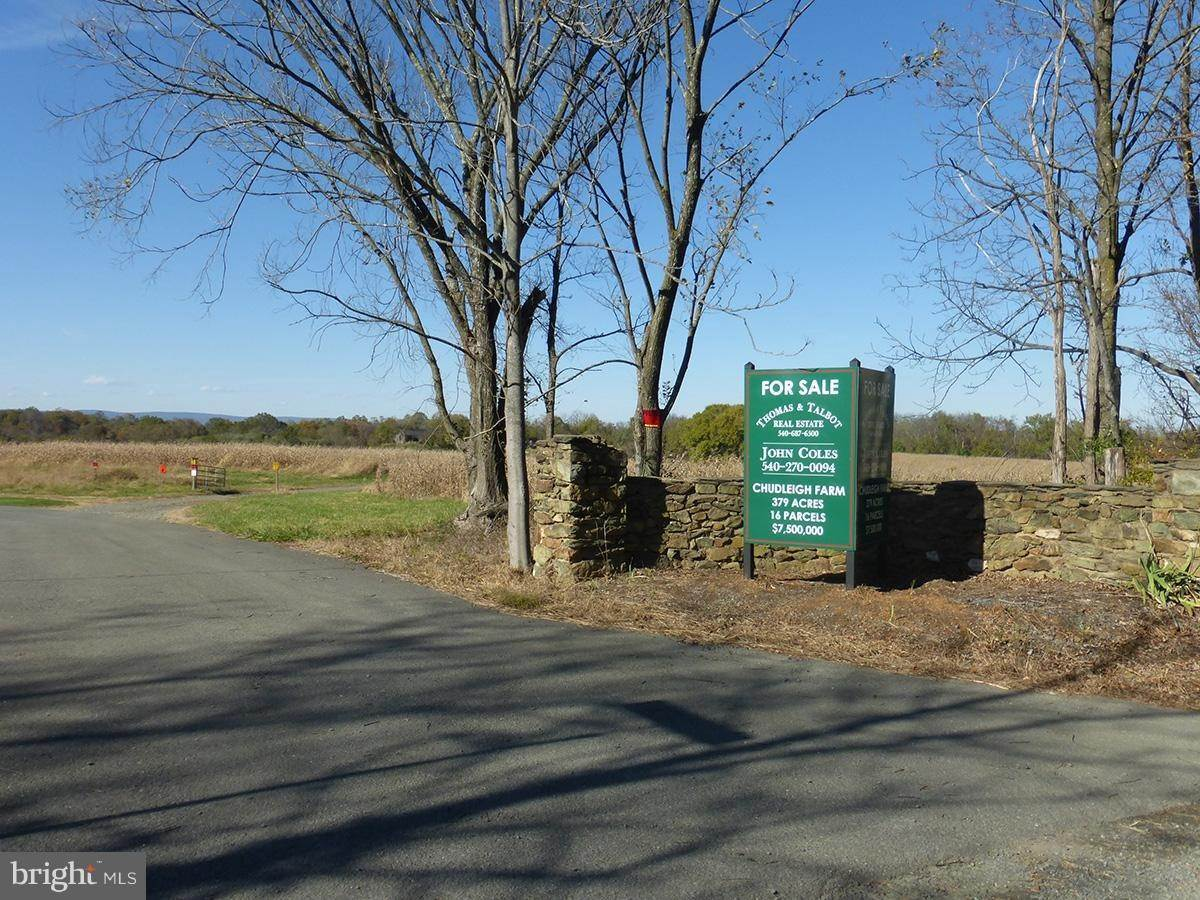 Land for Sale at CHUDLEIGH FARM LANE Aldie, Virginia 20105 United States