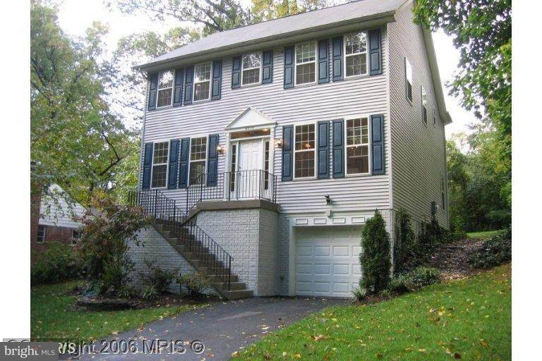 Single Family Homes for Sale at 8010 VALLEY Street Silver Spring, Maryland 20910 United States
