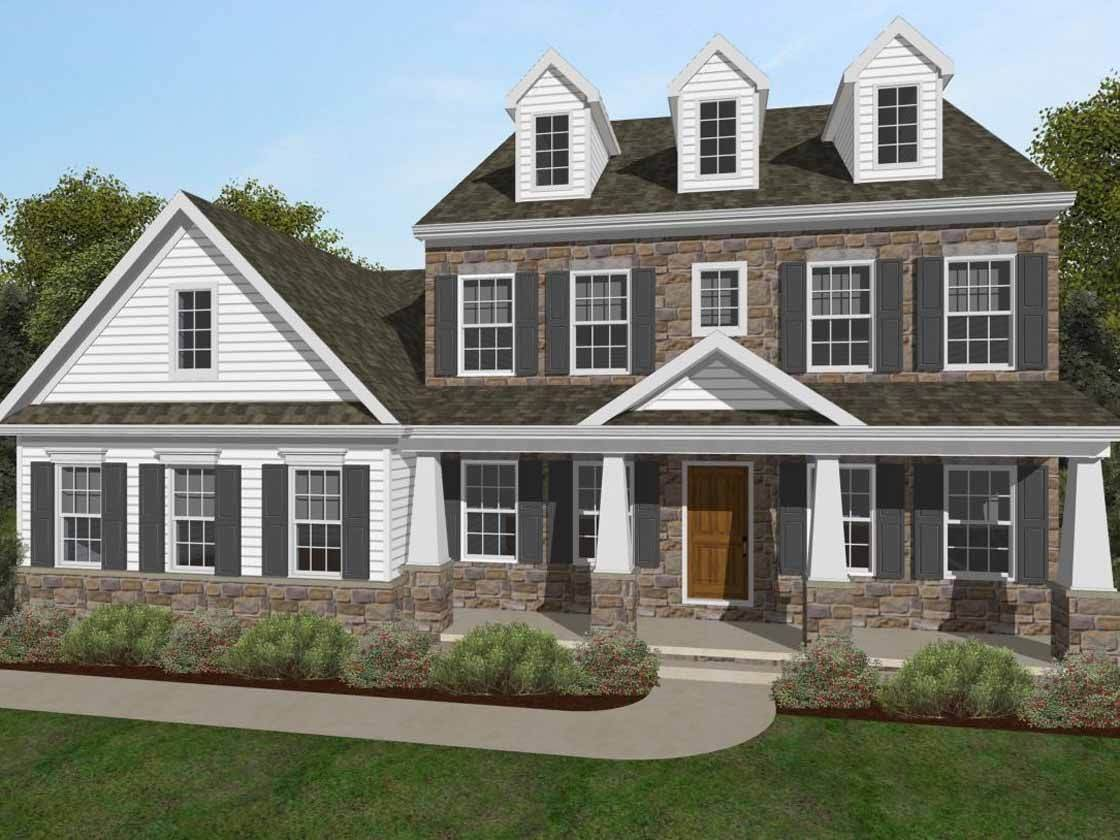 Single Family for Sale at Retreat At Sherwood Preserve - Nottingham Heritage 20501 Georgia Avenue Brookeville, Maryland 20833 United States