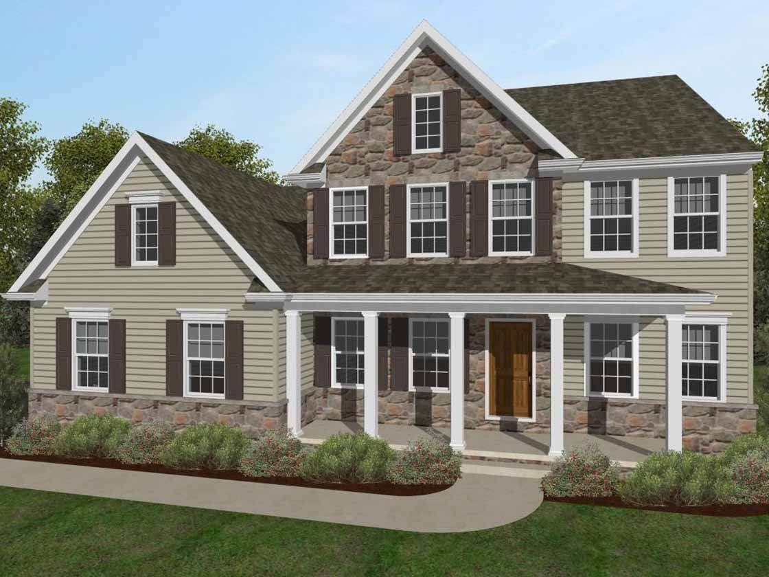 Single Family for Sale at Retreat At Sherwood Preserve - Nottingham Traditional 20501 Georgia Avenue Brookeville, Maryland 20833 United States