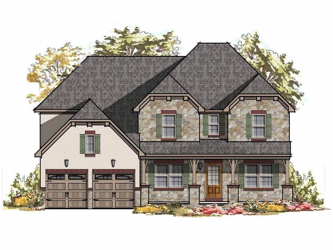 Single Family for Sale at Retreat At Sherwood Preserve - Ethan Bordeaux 20501 Georgia Avenue Brookeville, Maryland 20833 United States