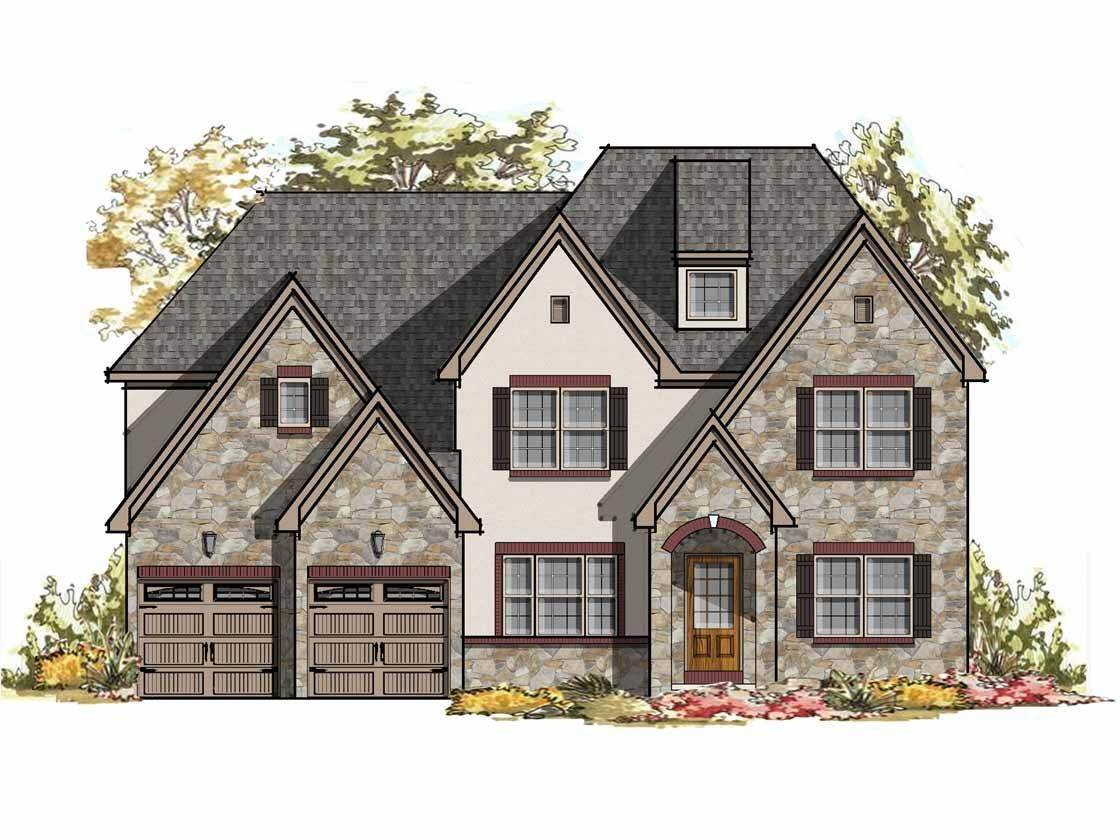 Single Family for Sale at Retreat At Sherwood Preserve - Ethan Normandy 20501 Georgia Avenue Brookeville, Maryland 20833 United States
