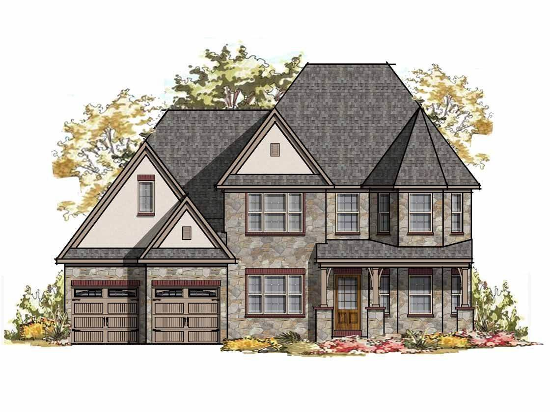 Single Family for Sale at The Preserve At Marriotts Ridge - Nottingham Normandy 1811 Woodstock Rd Woodstock, Maryland 21163 United States