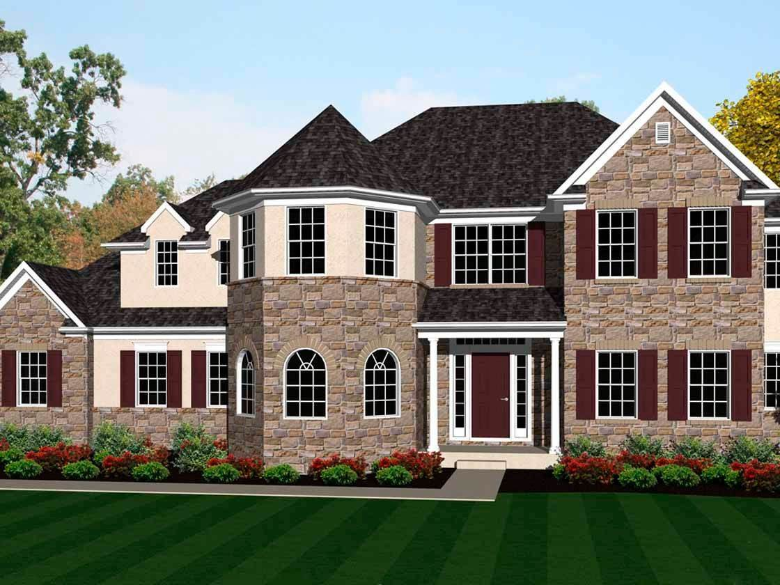 Single Family for Sale at The Preserve At Marriotts Ridge - Samson Heritage 1811 Woodstock Rd Woodstock, Maryland 21163 United States