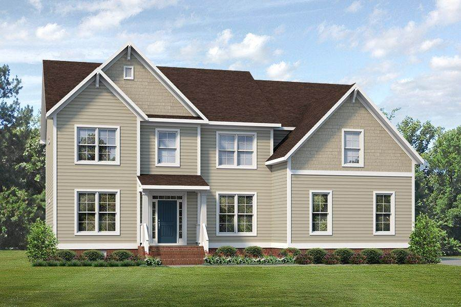 Single Family for Sale at Carver Oaks - Lancaster Hanover Road Rockville, Virginia 23146 United States