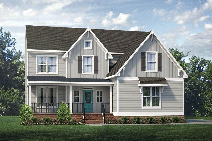 Single Family for Sale at Carver Oaks - Waverly Ii Hanover Road Rockville, Virginia 23146 United States