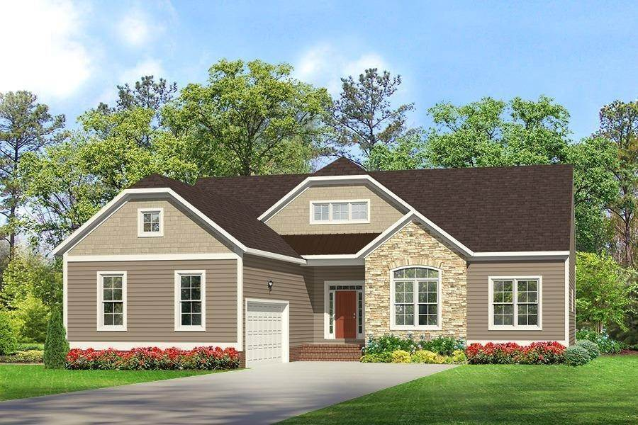 Single Family for Sale at Carver Oaks - Treyburn Iii Hanover Road Rockville, Virginia 23146 United States