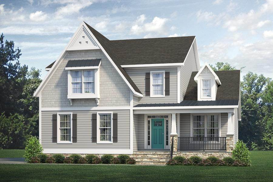 Single Family for Sale at Carver Oaks - Monterey Hanover Road Rockville, Virginia 23146 United States