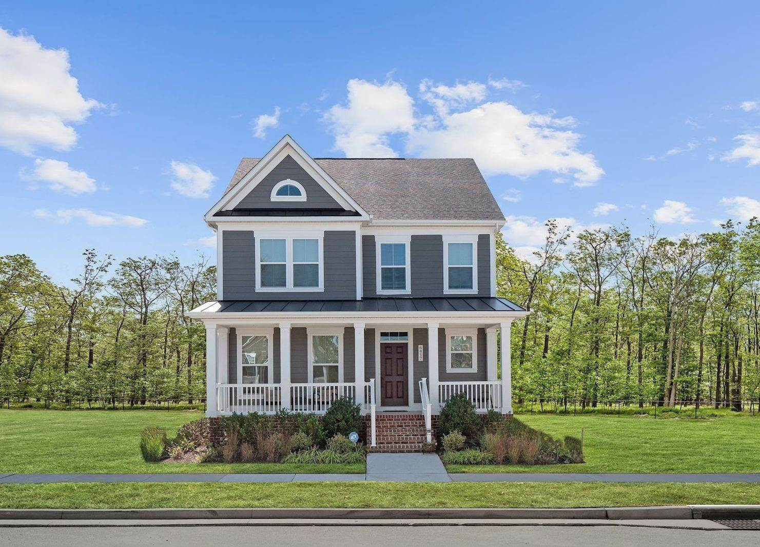 Single Family for Sale at Greenleigh Single Family Homes - Salinger 509 Heritage Street Baltimore, Maryland 21220 United States