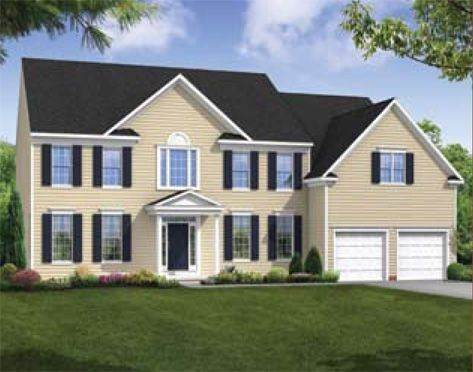 Single Family for Sale at The Woodlands - Dorchester Iv 5620 Dosa Court Clarksville, Maryland 21029 United States