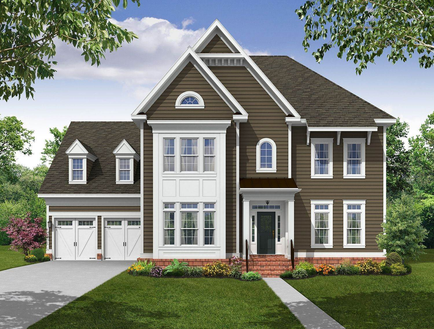 Single Family for Sale at Greenleigh - Georgetown Greenleigh 501 Heritage Street Middle River, Maryland 21220 United States