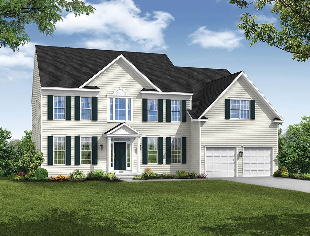 Single Family for Sale at The Woodlands - Dorchester Ii 5620 Dosa Court Clarksville, Maryland 21029 United States