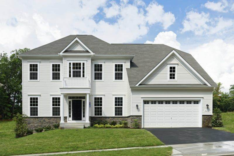 Single Family for Sale at The Woodlands - Stratton 5620 Dosa Court Clarksville, Maryland 21029 United States