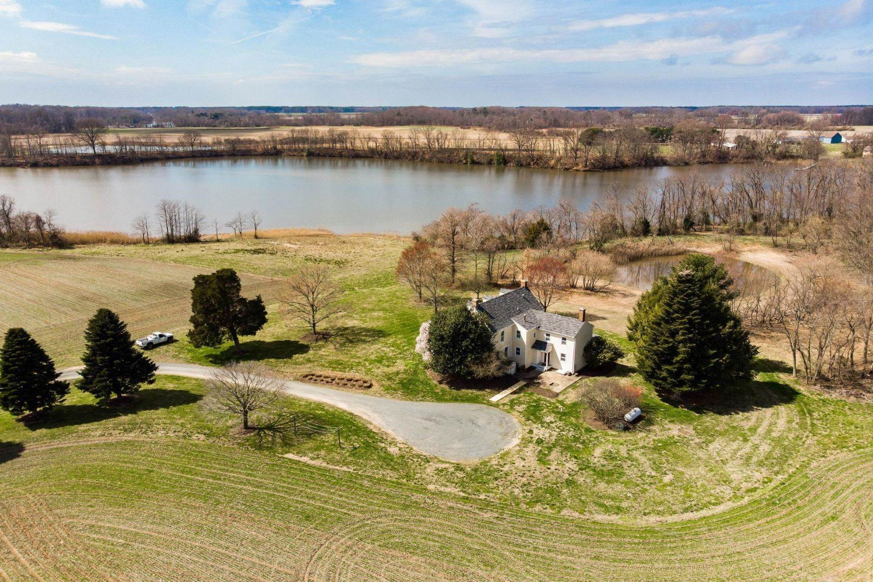30. Single Family Homes for Sale at 6270 Broad Neck Rd Chestertown, Maryland 21620 United States