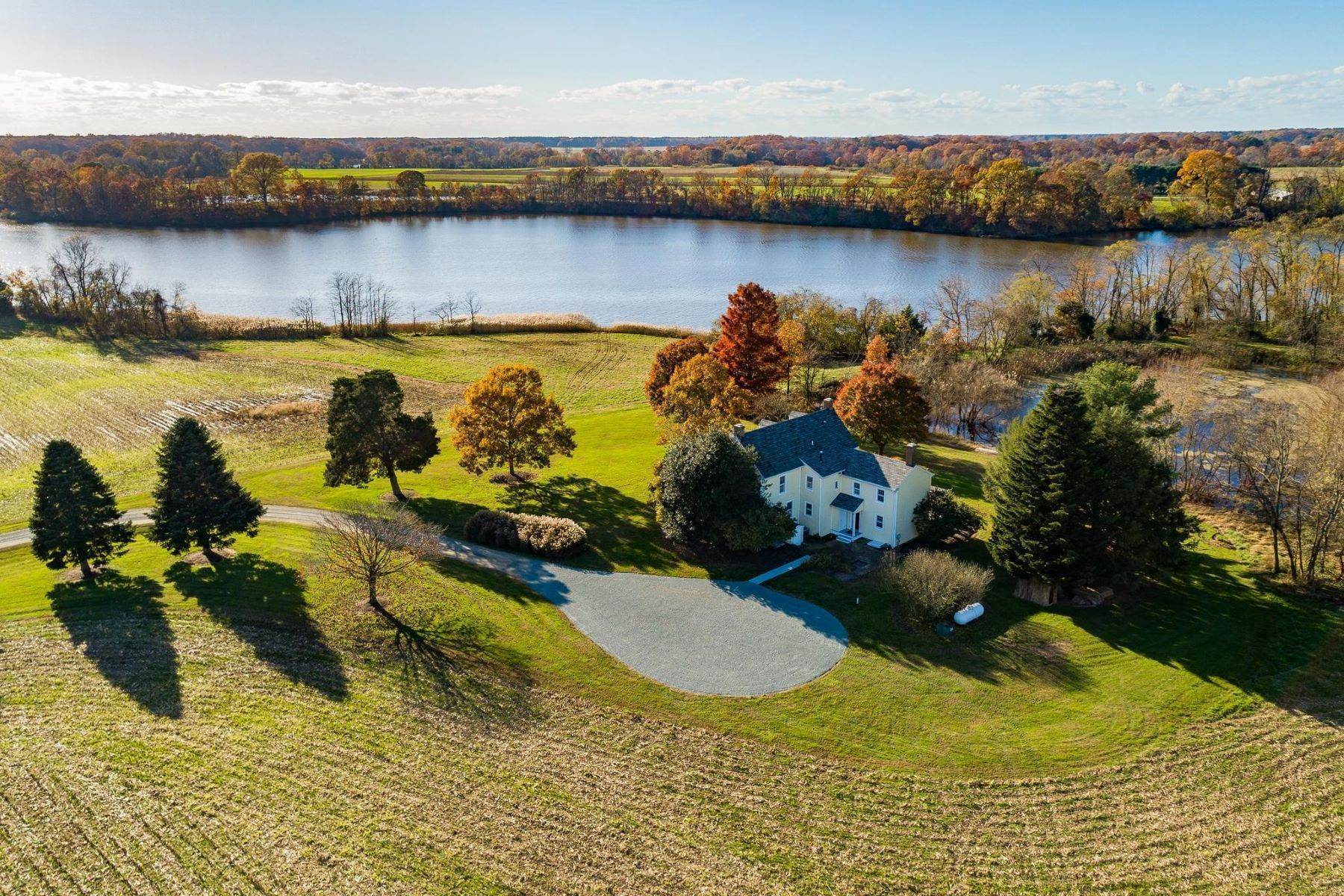 11. Single Family Homes for Sale at 6270 Broad Neck Rd Chestertown, Maryland 21620 United States