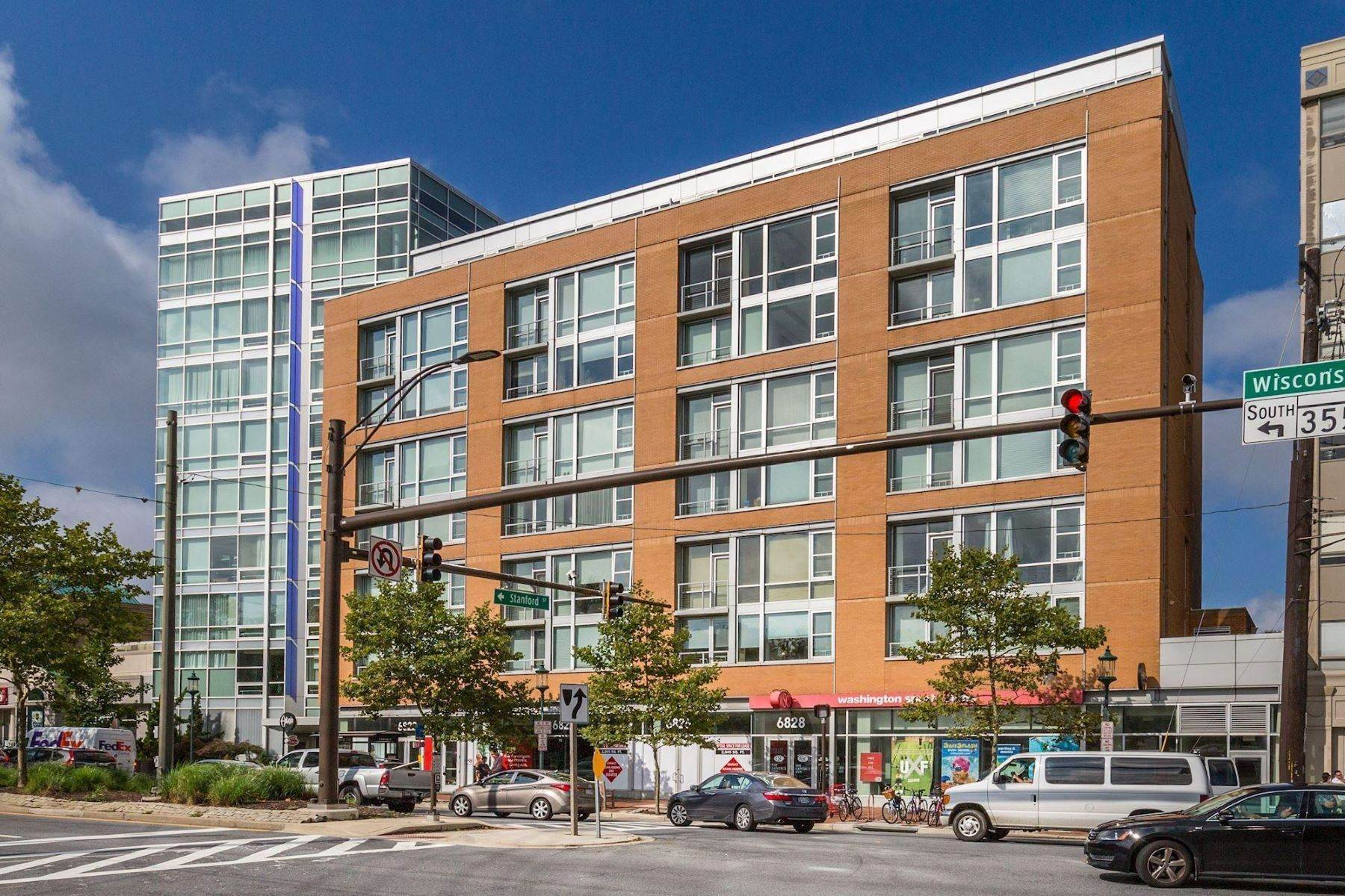 Condominiums for Sale at 6820 Wisconsin Ave #7005 Bethesda, Maryland 20815 United States