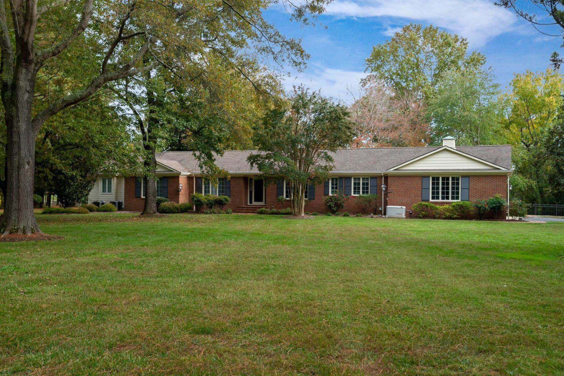 Single Family Homes for Sale at 4770 Sailors Retreat Rd Oxford, Maryland 21654 United States
