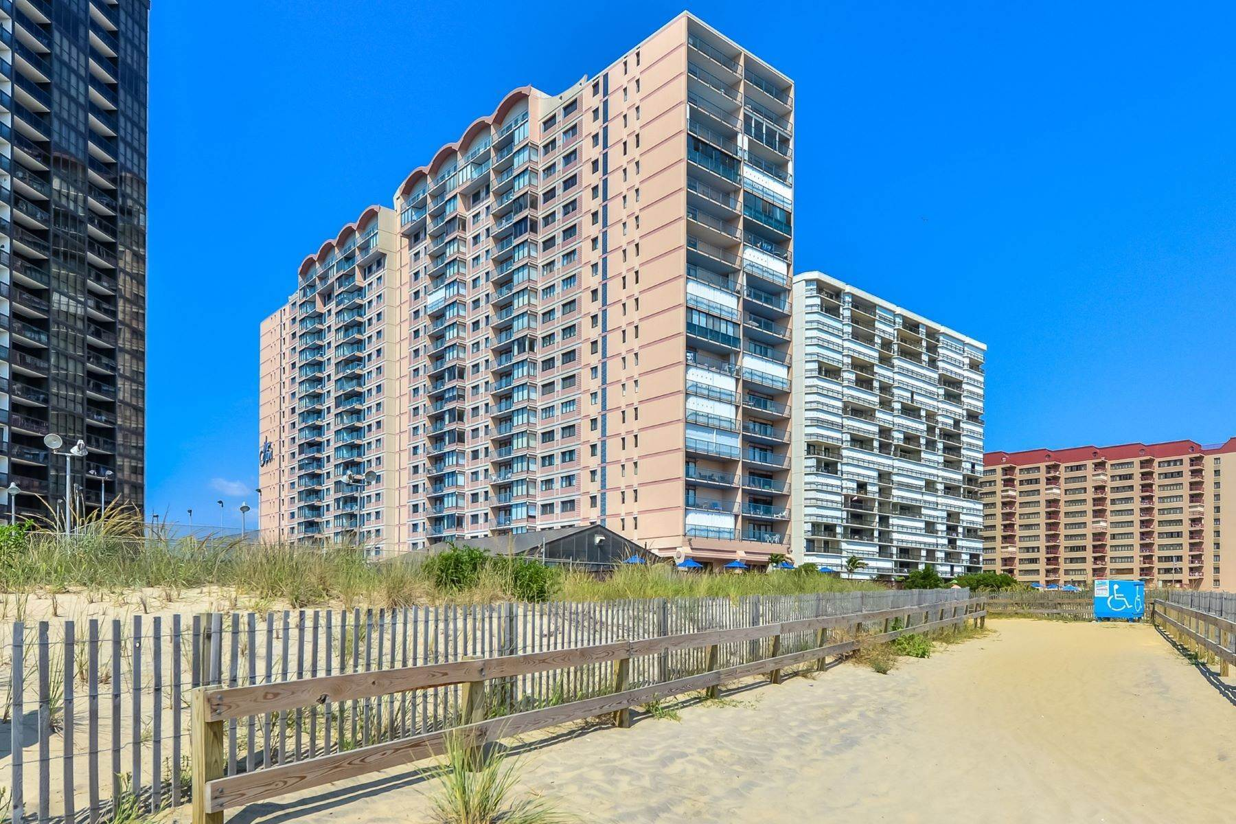 Condominiums for Sale at Capri, #2000 11000 Coastal Hwy, #2000 Ocean City, Maryland 21842 United States