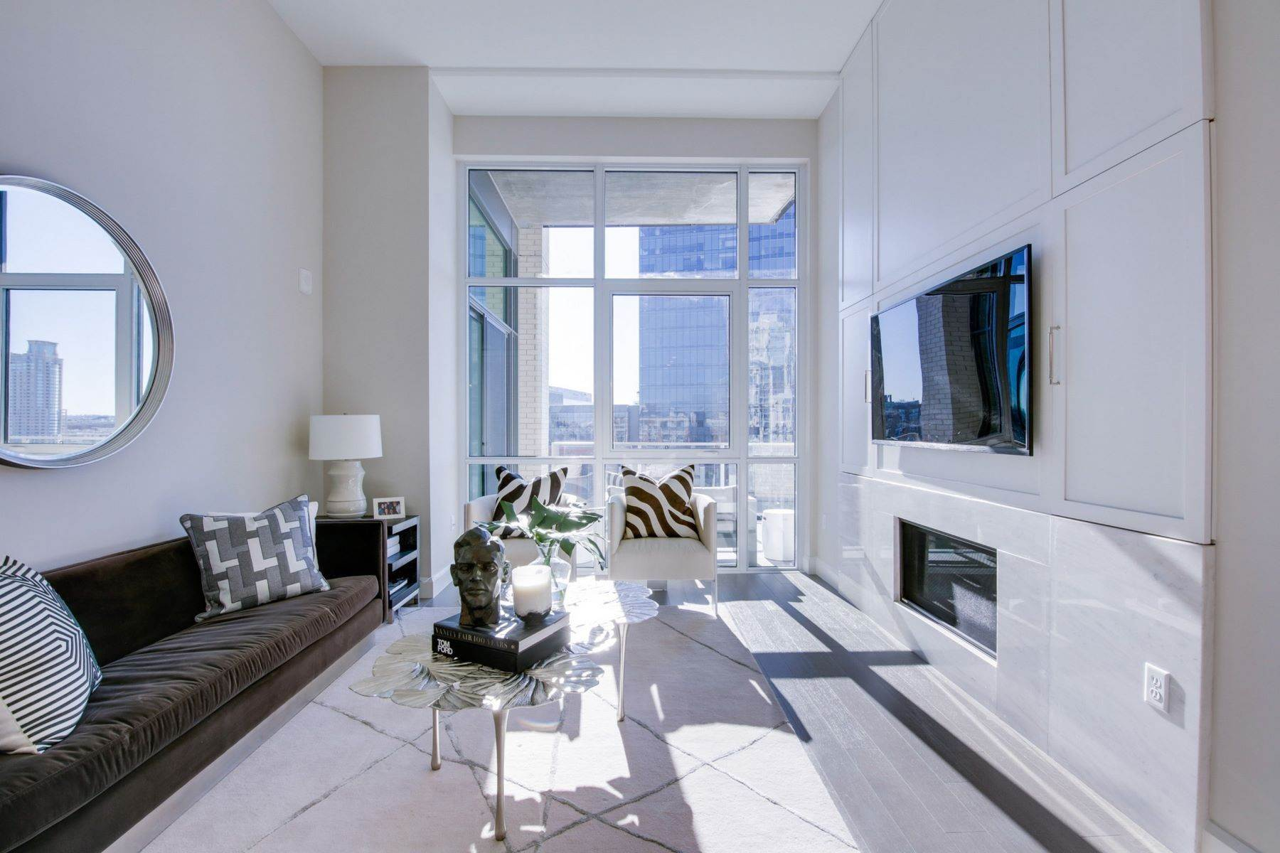 Condominiums for Sale at Harbor East Condominium 1330 Lancaster Street #902 Baltimore, Maryland 21231 United States