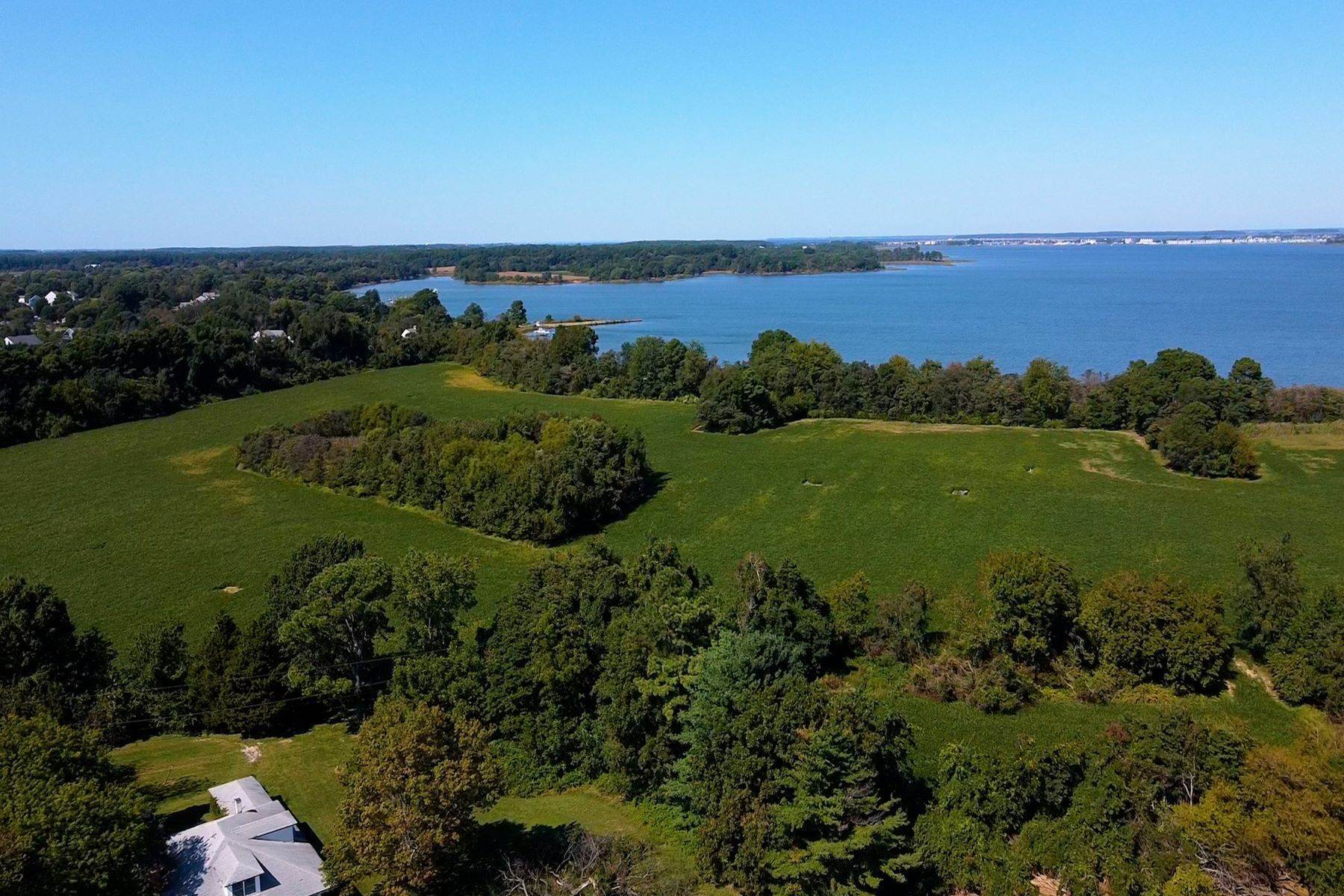 10. Land for Sale at Kent Island 105 Pristine Acres 2012 Chester Road Chester, Maryland 21619 United States
