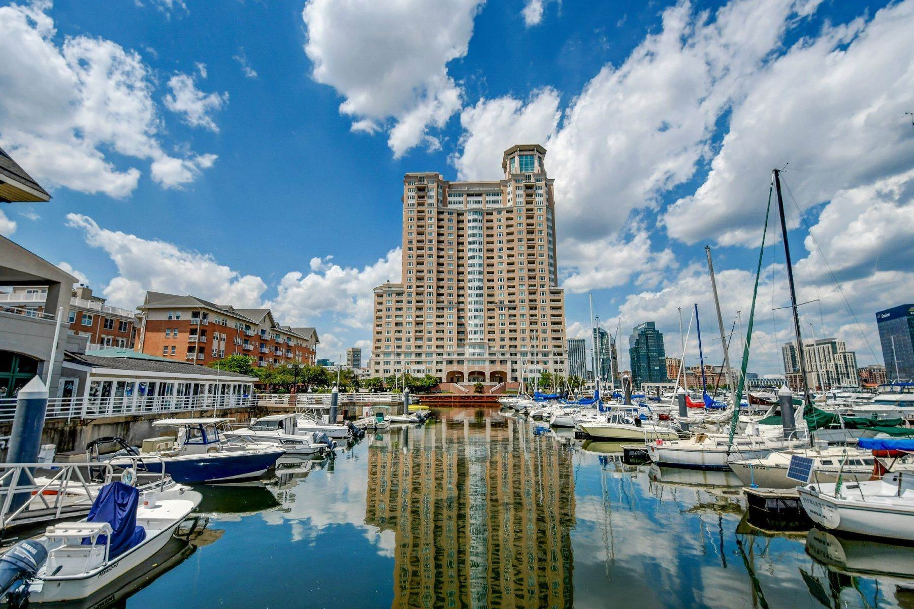 Condominiums for Sale at 100 Harborview Drive #1710 Baltimore, Maryland 21230 United States