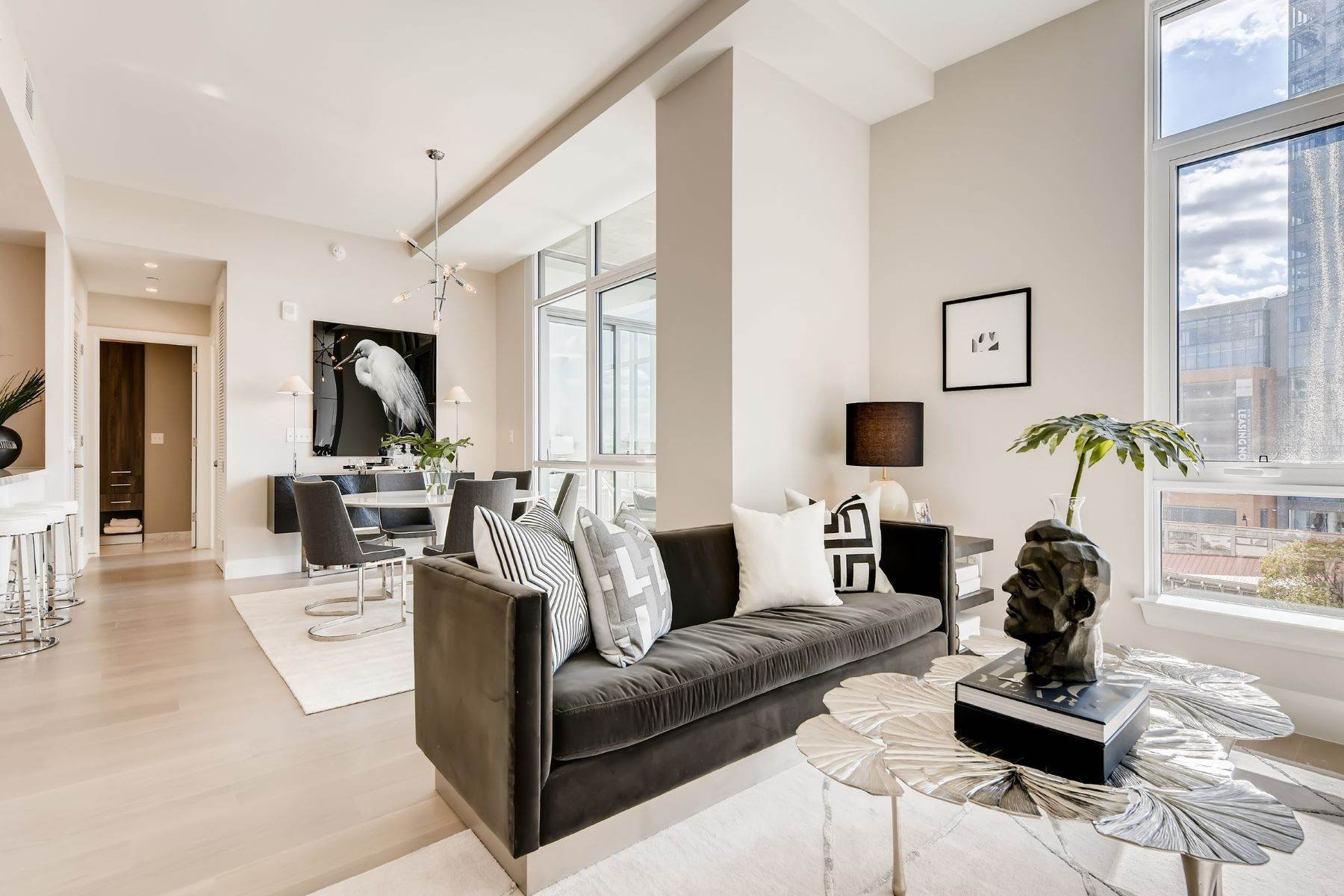 Condominiums for Sale at Liberty Harbor East Condominium 1330 Lancaster Street #403 Baltimore, Maryland 21231 United States