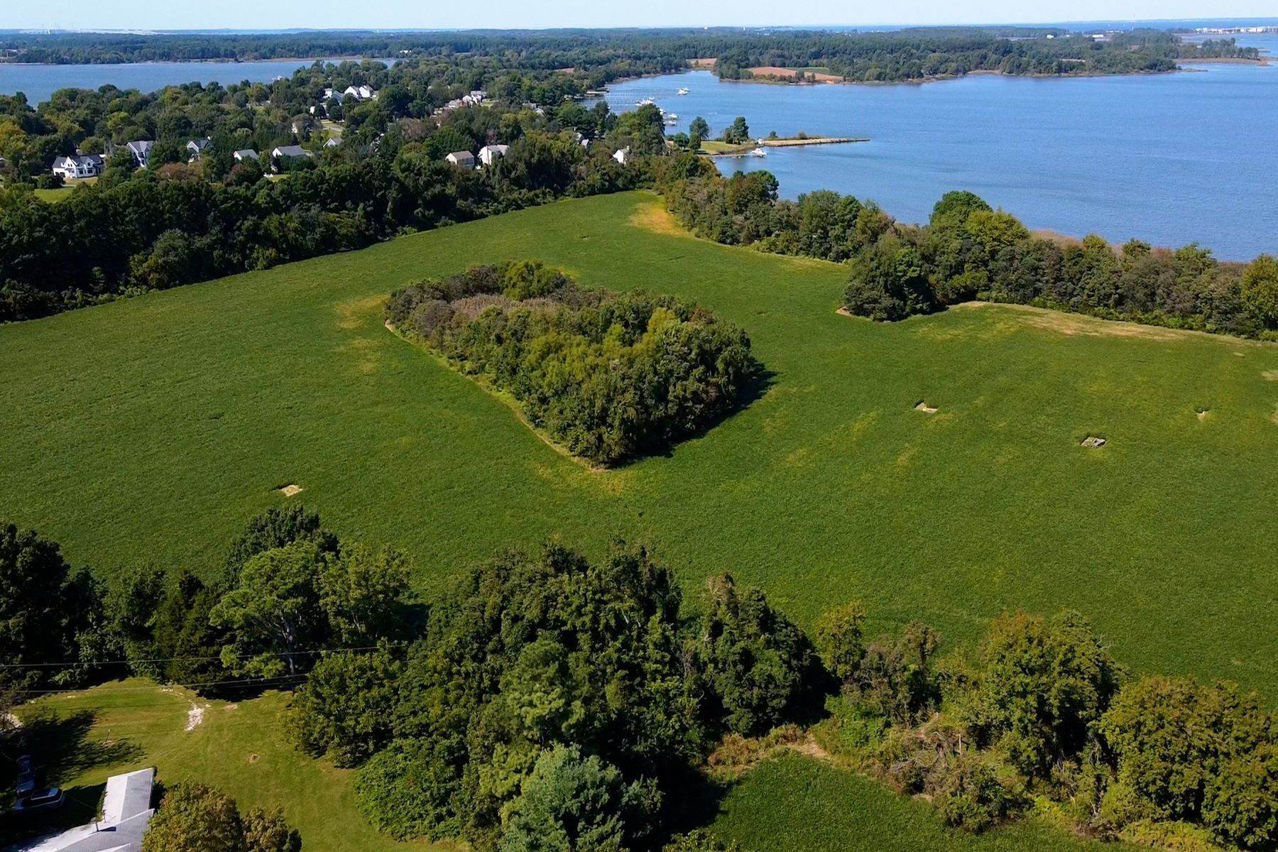 3. Land for Sale at Kent Island 105 Pristine Acres 2012 Chester Road Chester, Maryland 21619 United States
